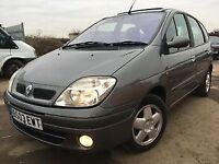 2003 RENAULT MEGANE SCENIC 1.9 DCI ONLY 89K MILES CREDIT & DEBIT CARDS ACCEPTED