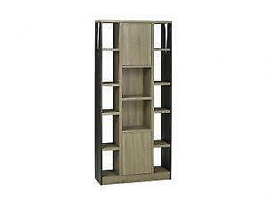 Wooden Book Shelf With 2 Cupboards on Sale (BD-2650)