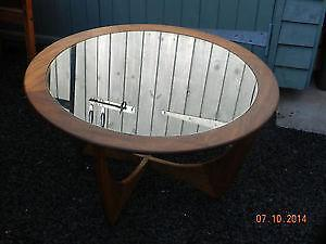 Retro Round Coffee Table Ebay