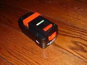 Firestorm 18 Volt Battery