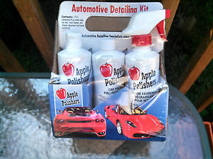 AUTOMOTIVE DETAILING KIT, AUTO DETAIL, DETAILING