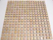 Mosaikfliesen Beige