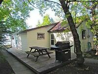 ALBERTA BEACH LAKEFRONT HOME FOR RENT!