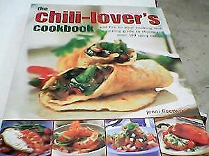 Chili Lovers cookbook 256 pages