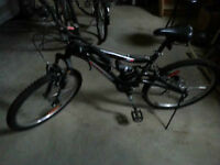 Bike almost new