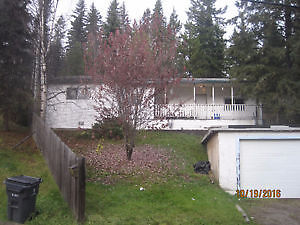 Trailer on Land Prince George British Columbia image 1