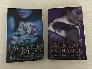Wicked Lovely & Ink Exchange by Melissa Marr