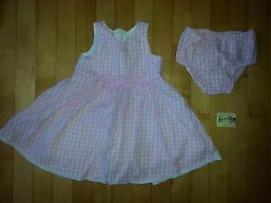 Girls Size 6M, 6-9M and 6-12M Clothing for Sale!