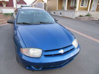 2003 Chevrolet CAVALIER  Cert/E-test Sedan