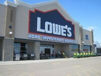 Lowe's Commercial Event - 15% Off With Business Credit