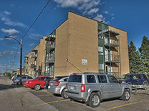 Appartements 3½ 4½ rénovés Alma - Centre-ville! mars ou juil
