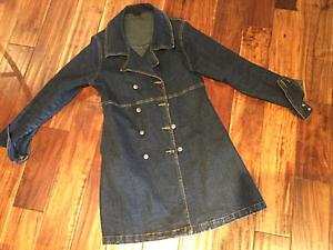 Women's Fuel denim coat