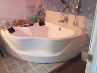 as new Jacuzzi
