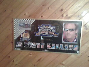 Rusty Wallace last call pensky racing picture