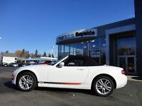 REDUCED.  /2015  MAZDA MX5 GX AUTO DEMO ONLY  2600 km