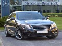 PCO HIRE/RENT - 2016 Mercedes-Benz S Class 3.0 S350dL AMG Line AVAILABLE NOW - CHAUFFEURING CAR