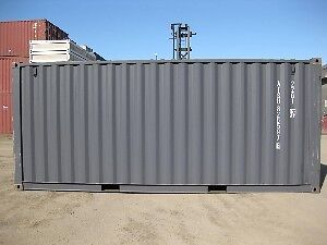 NEW ARRIVALS. New 20 foot Containers (Sea Cans)