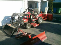 Tracteur a 15000$ négociable !!! 3 attachment
