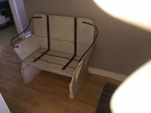 Antique Buggy Bench $ 110.00 FIRM