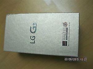 UNLOCKED BAND NEW LG G3 - 5.5 INCHES - 4G - 13 MP CAMERA