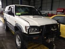 Holden Jackaroo 98-04 Bull Bar w/ Winch Dandenong South Greater Dandenong Preview