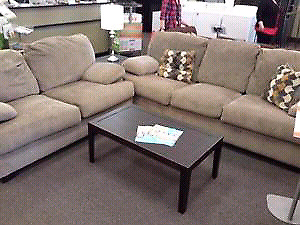 EH Kenzel Graphite sofa set 51230485