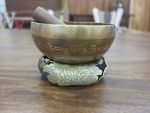 50% Off Tibetan Singing Bowls, Tingshas & Prayer Wheel