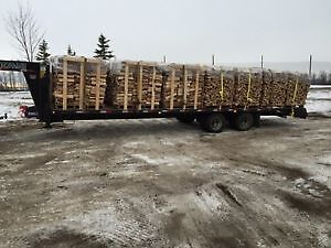 Seasoned Firewood for Sale!! BIRCH TAMARACK SPRUCE/PINE Edmonton Edmonton Area image 4