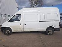 56 reg LDV MAXUS 3.5 CDI 95 LWB - needs a clutch £1190
