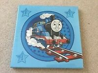 Thomas the Tank Engine canvas decorative wall hanging picture BNIP