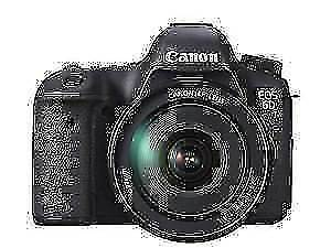 Canon EOS 6D DSLR Camera with 24-105mm IS USM Lens Kit boite jam