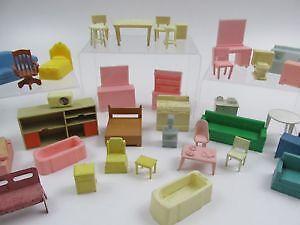 Marx Dollhouse Furniture Ebay