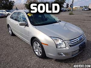 2009 Ford Fusion SEL ** SOLD** SOLD** SOLD**