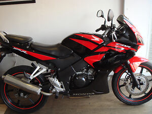 "2008 Honda CBR 125~~~ Beginner""s Best Choice"