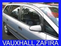 Wind deflectors zafira MKI needed (anywhere in Lisburn)