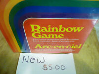New Rainbow Game