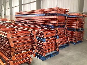 Pallet Racking New and Used