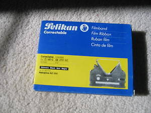 Pelikan Correctable film ribbon Black for typewriter (Brand new)