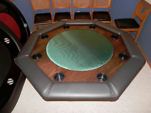 The BEST Local High Quality Built Poker Tables from $300 and up. Regina Regina Area image 6