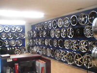 """ALLOY RIM NEW FROM 15""""$69--16""""$79--17""""$89--18""""$99--20""""$149"""