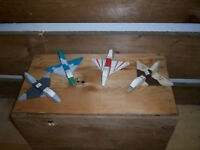 Wooden Toy Jets