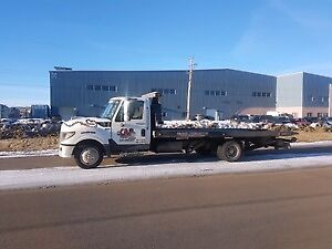 Calgary towing services