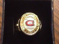 Molson Canadian Ring-Montreal Canadians