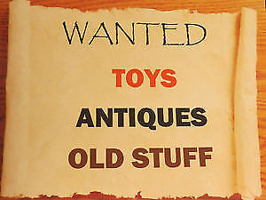 Antiques, Collectibles, Toys, Old or Unusual
