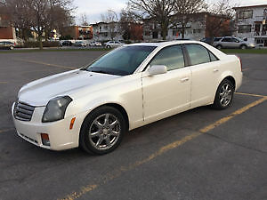 2007 Cadillac CTS Berline 10 500 NÉGOCIABLE !!!!!