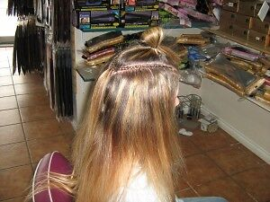 Gourgeous Sew-in Hair Extensions Windsor Region Ontario image 4