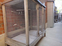 Large Cage for Pets(Bird/Chick/Dog/Cat/Bunny)