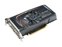 EVGA ge-force gts450 video card for sale