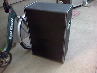 70's traynor amp and speaker cabinet