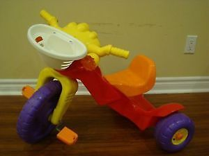 Fisher price Rock & Roll Tricycle & Dora's  talking kitchen